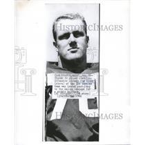 1964 Press Photo Football Jim Boeke Rams Cowboys - RRQ49143