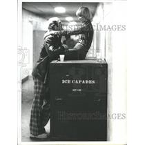 1976 Press Photo Pittsburgh Steelers QB Terry Bradshaw - RRQ51061