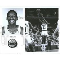 Press photo Eric Floyd NBA Houston Rockets - RRQ52027