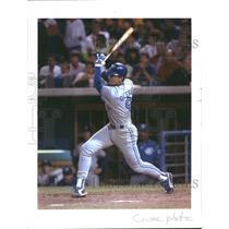 Press Photo John OleRud Toronto Blue Jays Baseball Play - RRQ53495