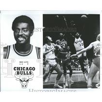 1976 Press Photo Bob Love Chicago Bulls Basketball NBA - RRQ53783
