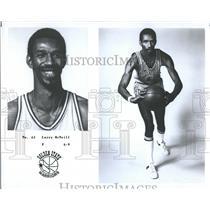 1979 Press Photo Larry McNeill, Golden State Warriors - RRQ53785