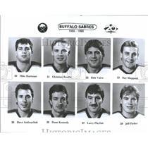 1989 Press Buffalo Sabres Ice Hockey Team NHL - RRQ54111