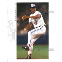 1998 Press Photo Patrick George Hentgen Baseball player - RRQ60591