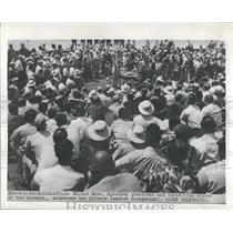 1929 Press Photo Indianapolis Speedway Shaw President - RRQ16775