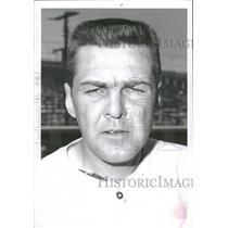 1964 Press Photo Harold Woodeshick Houston Colt Astros - RRQ38181