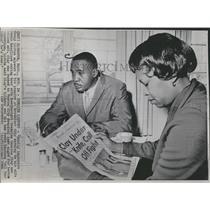 1964 Press Photo Sonny Liston heavy weight champion - RRQ58771