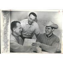 1966 Press Photo Pete Duranko Denver Broncos - RRQ64979