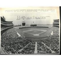 1966 Press Photo The California Angels open their new park - RRQ68847