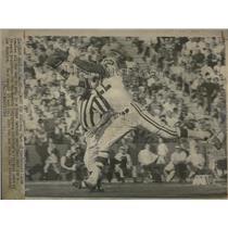 1968 Press Photo Mel Farr Detroit Lions - RRQ64865