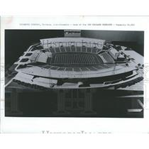 1972 Press Photo Schaefer Stadium Foxboro - RRQ64743