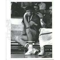 1973 Press Photo Dave DeBusschere New York Knicks - RRQ62661