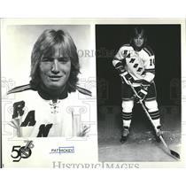 1975 Press Photo Patrick Joseph Hickey Canadian NY Leaf - RRQ50523