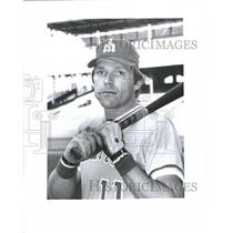 1977 Press Photo Seattle Mariners Tommy Smith - RRQ72685
