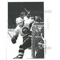 1978 Press Photo Richard Pilling New York Islanders - RRQ40319
