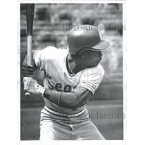 1978 Press Photo Jose Baez, Seattle Mariner - RRQ72771