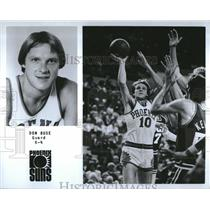 1979 Press Photo Don Buse Guard Phoenix Suns Basketball - RRQ35235