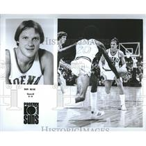1979 Press Photo Don Buse Phoenix Suns Pro Basketball - RRQ35237