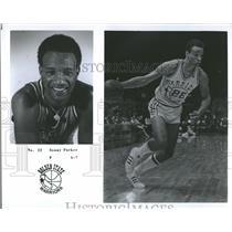1979 Press Photo Sonny Parker Golden State Warriors - RRQ55885