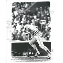 1981 Press Photo Danny Ainge Toronto Blue Jays Baseball - RRQ37463