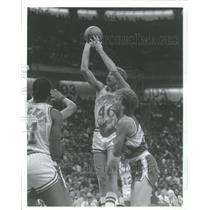1985 Press Photo Kurt Nimphius NBA Basketball Player Da - RRQ67925