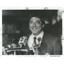 1985 Press Photo Joe Namath/Football Quarterback/New York Jets/Los Angeles Rams