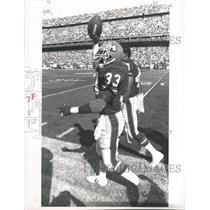 1988 Press Photo Denver Broncos Football Team - RRQ55431