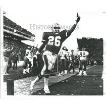 1989 Press Photo Bobby Humphrey Denver Broncos NFL - RRQ65629