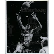 Press Photo Phoenix Suns Basketball Oliver Miller - RRQ43709