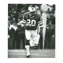 Press Photo Joe Stanier Cribbs Buffalo Bills Football - RRQ54917