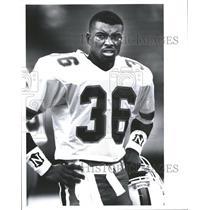Lamar Thomas Miami Dolphins football American - RRQ55585