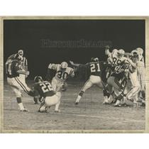 Press Photo Charger Salter Blocks Vikings Field Goal - RRQ56287