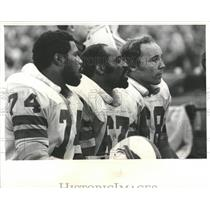 Press Photo Earl Edwards Buffalo Bills Football - RRQ56459