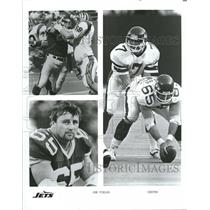 Press Photo New York Jets Center Fields Pictures - RRQ62279