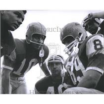 Press Photo George Mira Professional American Football - RRQ66791