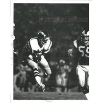 Press Photo John Jefferson American Football Wide Recei - RRQ66951