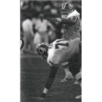 Press Photo Greg Manusky Washington Redskins - RRQ67543