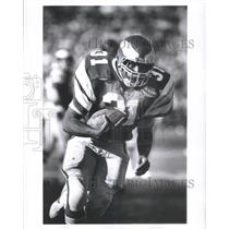 Press Photo Wilbert Montgomery Philadelphia Eagles - RRQ68229