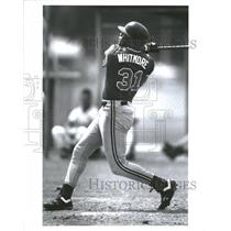 Press Photo Darrell Whitmore (Florida Marlins) - RRQ71143