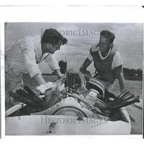 1959 Press Photo Billy Schumacher Hydro Regatta - RRQ52337