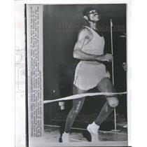 1955 Press Photo Kipchoge Keino World Record - RRQ49559