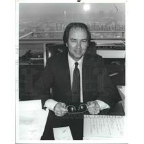 1982 Press Photo Jack Harrison, WVTM, TV Channel 13 - abna34817