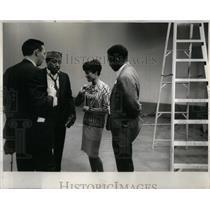 1967 Press Photo Civil Rights leader Russell Meek - RRX15657