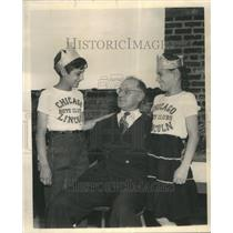 1948 Press Photo Chicago Boys Club - RRU73745