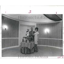 1971 Press Photo The Executive Country Club in Houston is undergoing remodeling