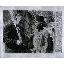 1956 Press Photo William Ryan News Foreign Middle East - RRU91223