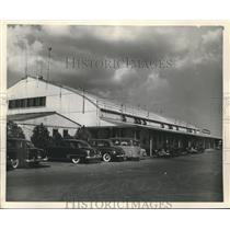 1962 Press Photo Moisant Airport, New Orleans - nox22922