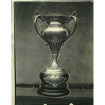 1922 Press Photo Motorboat trophy offered by Journal at Neptune Frolic