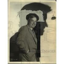 1932 Press Photo Actor, Will Rogers - mjc18647