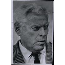 1964 Press Photo David McDonald labor leader Steel - RRX32551